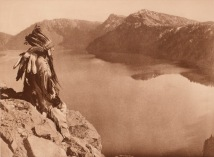 Crater Lake, plate 463